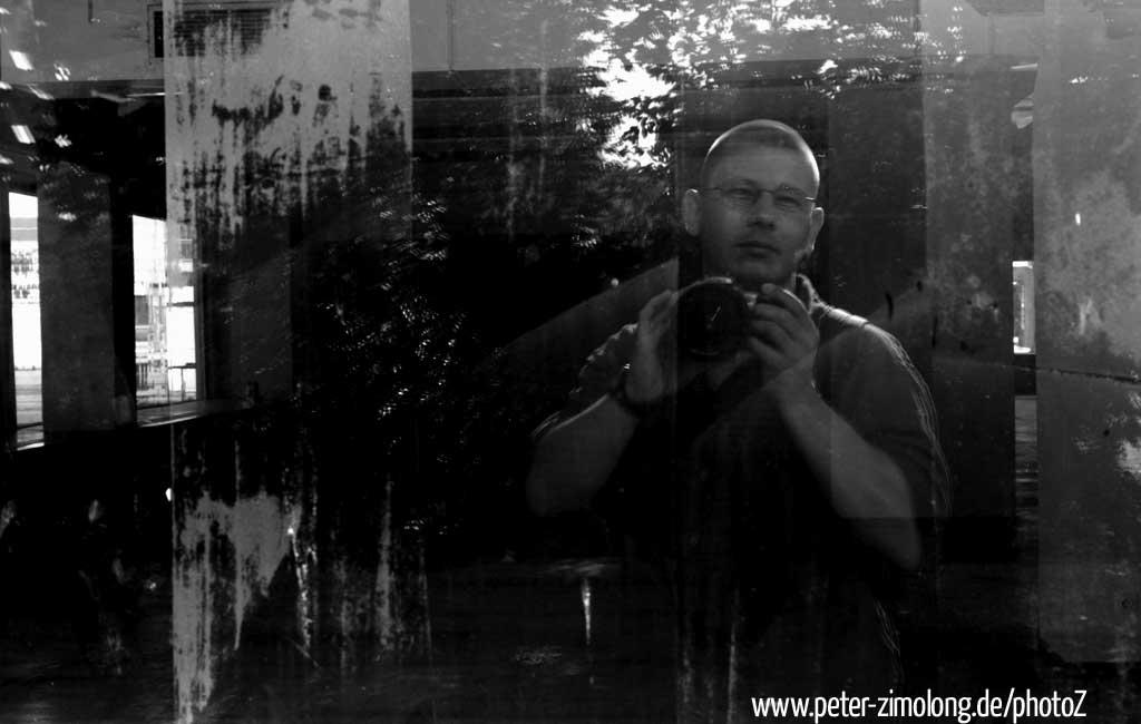 Peter Zimolong - Selbstporträt